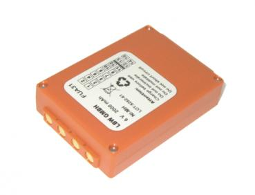 Battery for HBC FUB05AA, FUB05XL - 6 V 2000 mAh NiMh with low self discharge