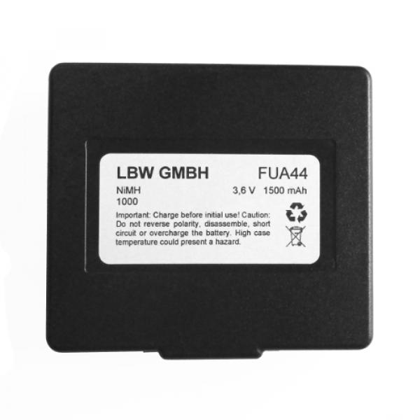 Battery for Hetronic Mini 3,6 V, / 1500 mAh NiMh